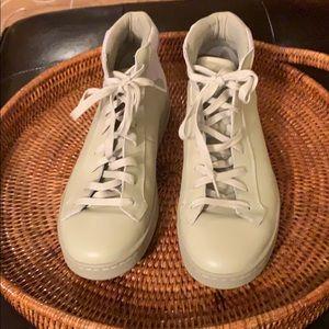 Men's OHW? Size 10  Freddy High Top Sneakers